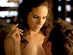 Anna Silk naked making out with a guy