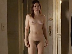 Mary-Louise Parker nude shows breasts and bush